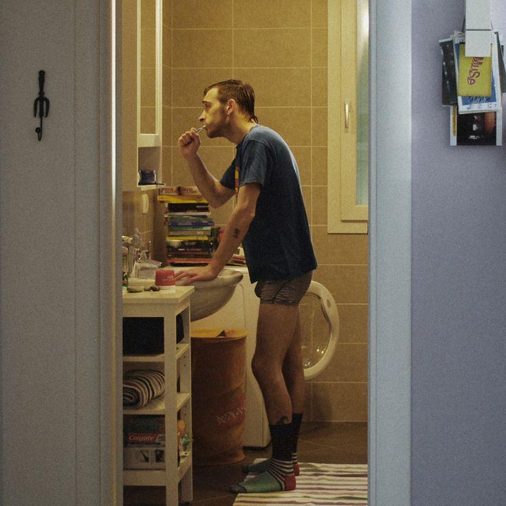 #everyonecan shirt: #pullandbear intimo: #intimissimi calze: #happysocks