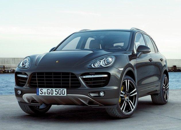 Porsche Cayenne all I want