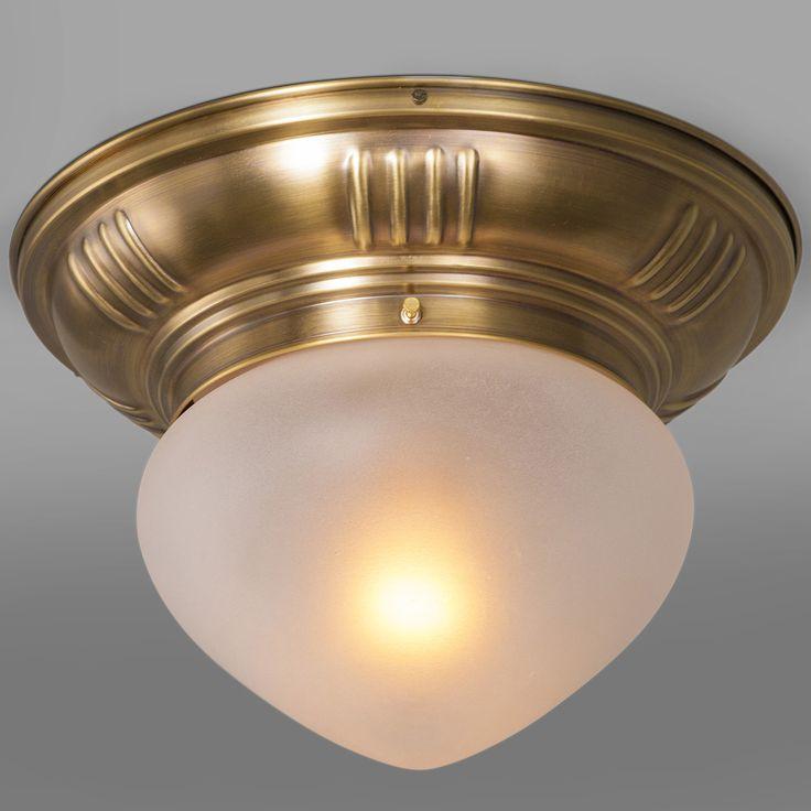 Jugendstil Deckenleuchten PRAG 26 35 Cm Von Art Nouveau Lamps Bild 17