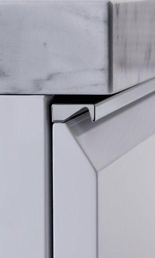 Dante Bonuccelli for Dada   Trim Kitchen (detail)