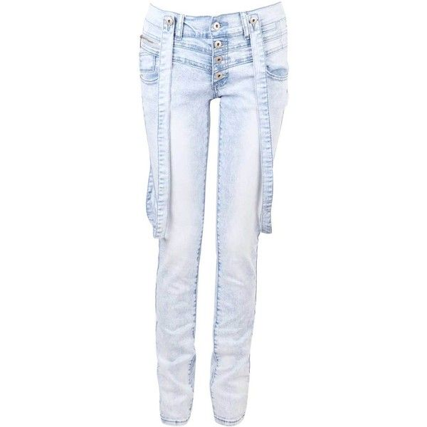 Talia Blue High Waisted Acid Wash Jean with ($13) ❤ liked on Polyvore featuring jeans, pants, bottoms, high-waisted jeans, high waisted acid wash jeans, acid wash jeans, zipper jeans and high-waisted acid wash jeans