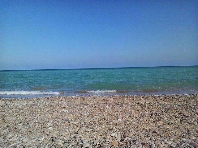 Playa de Moncofa-Castellon (ESPAÑA)