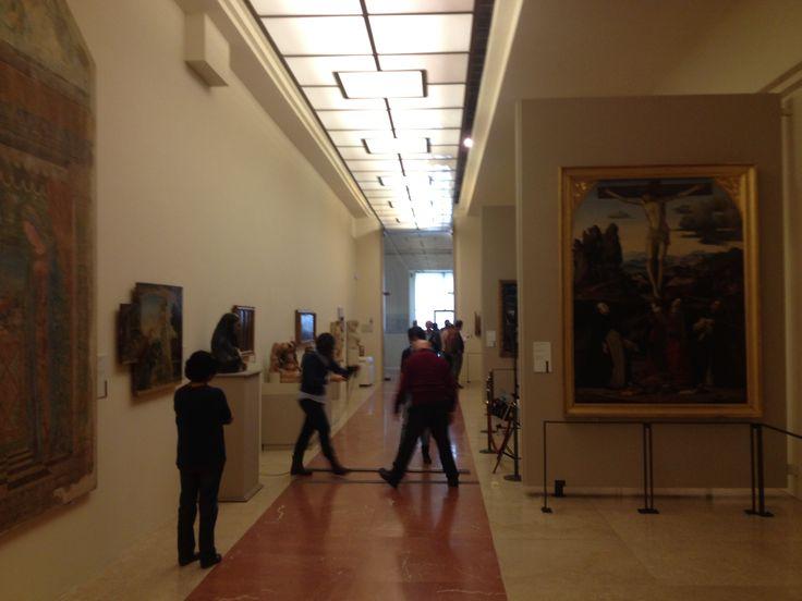 Galleria Estense Modena Italy