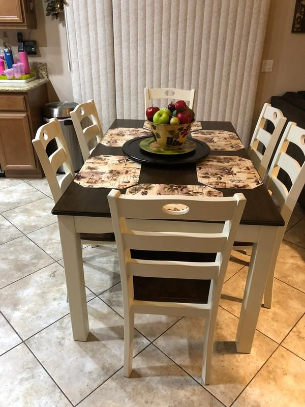 Dining Table Chairs Room, Woodanville Dining Room Table And Chairs