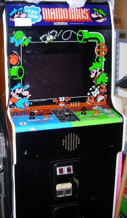 Super Mario Bros 2 Hacked at Hacked Arcade Games