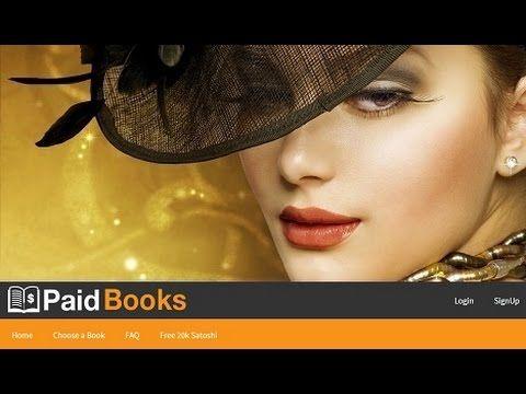 http://www.paidbooks.com/?ref=7134 Currently we are paying 250 satoshi every 10 minutesHow to paidbooks.com instruction