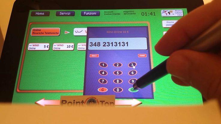 SEMPLICE VELOCE ED ECONOMICO www.posricarichetelefoniche.it