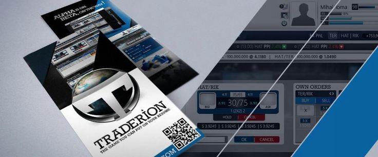Traderion Tri-fold Brochure