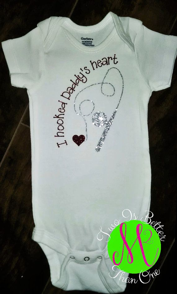 Hey, I found this really awesome Etsy listing at https://www.etsy.com/listing/241009409/baby-bodysuit-i-hooked-daddy-onesie