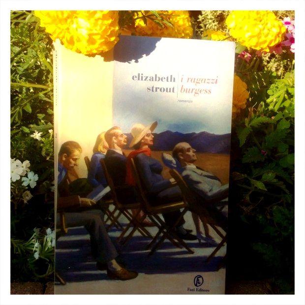 """21/8/2013 Marianna: I ragazzi Burgess, Elizabeth Strout. """"Un libro che, nel narrare della società americana contemporanea, ci parla, al di là del tema dominante dei conflitti razziali, anche del tempo e soprattutto del dolore, della necessità di affrontare i nodi rimossi del passato."""" #ReadTogetherRightNow http://www.libriamotutti.it/"""