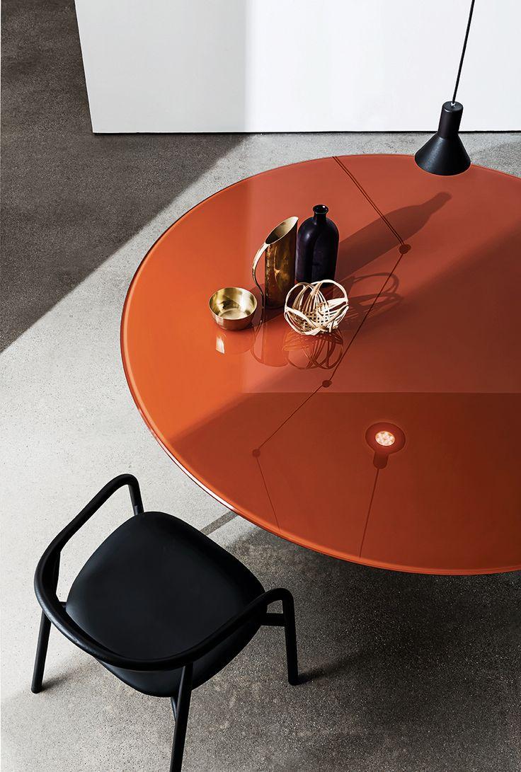 Totem dining table #detail #interior #design #decor #home