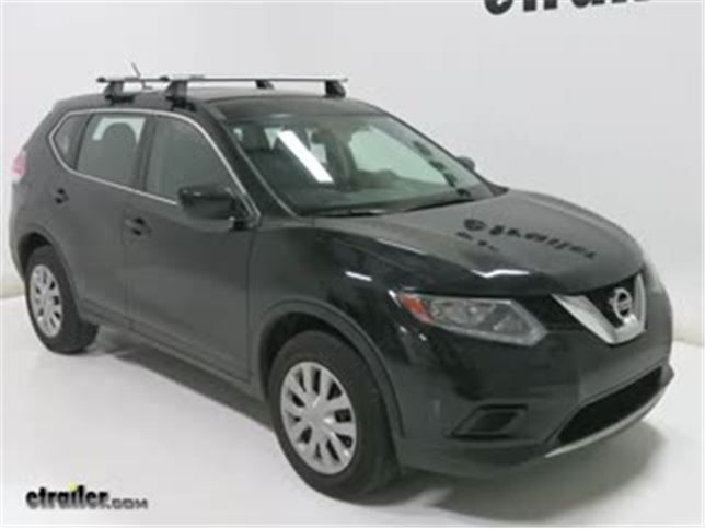 2016 Nissan Rogue Roof Rack Installation In 2020 Nissan Rogue Roof Rack Nissan