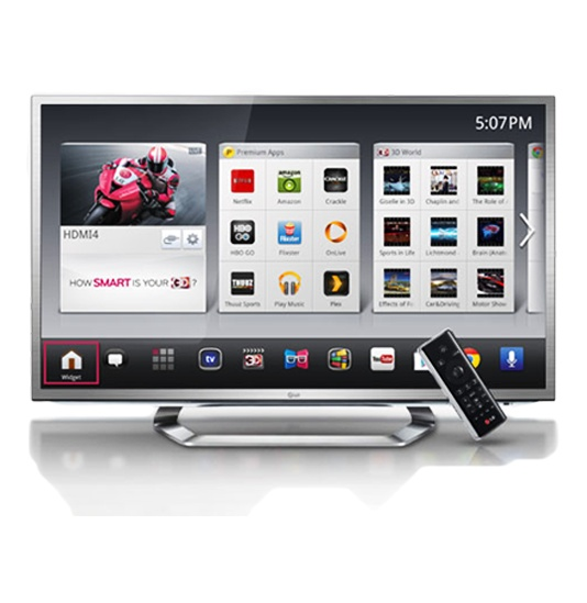 "47"" LG Google TV // Click for a chance to win!"