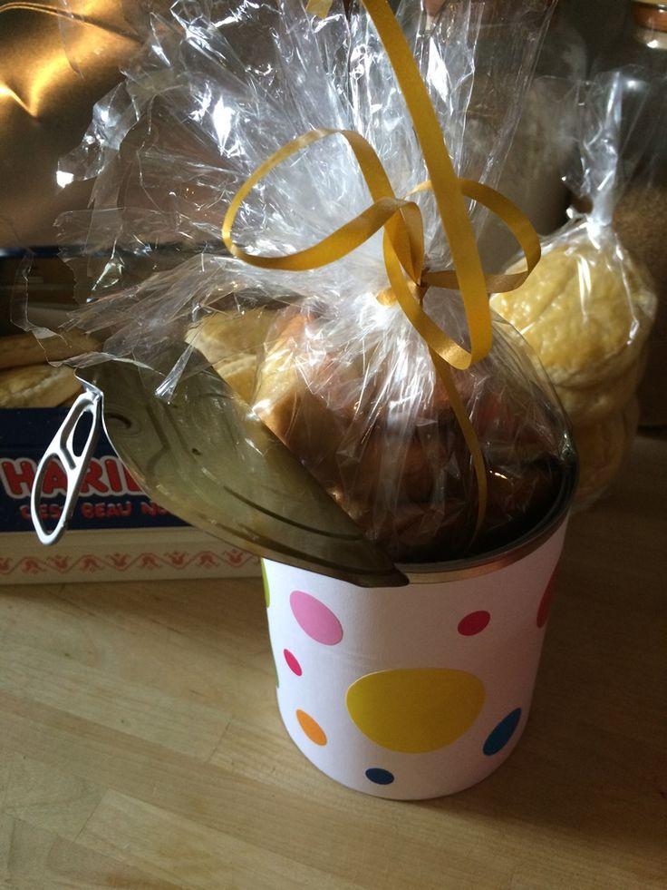 Un contenant à biscuits original