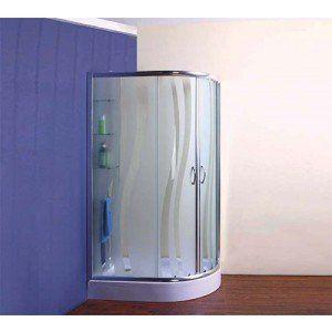 Kriztle Shower Enclosure Aquapolis Se 106d L/R