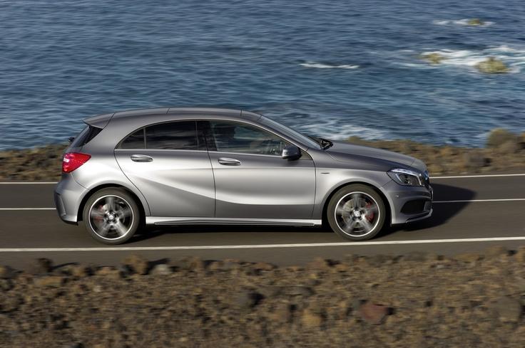 La Nuova Classe A - grigio polare: Photos Visit, Mb Cars, A Class Visit, Cars Addiction