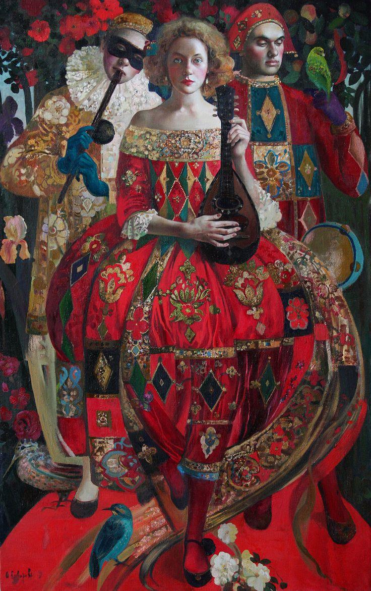 Olga Suvorova,
