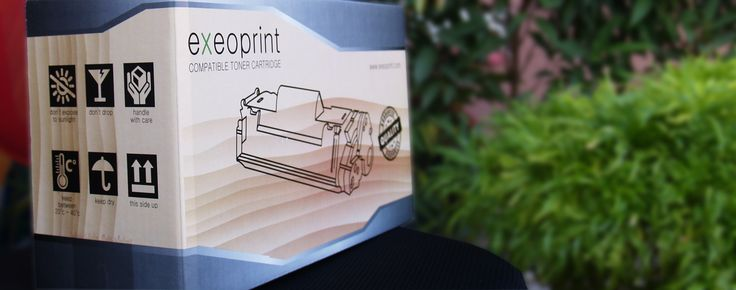 exeoprint re-manufactured toner cartridge with great result printing, the green technology for better office solution