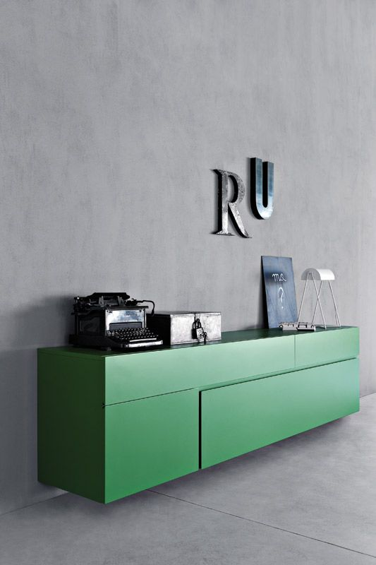 Zielono mi!  #livingroom #italian #design #internoitaliano #pianca