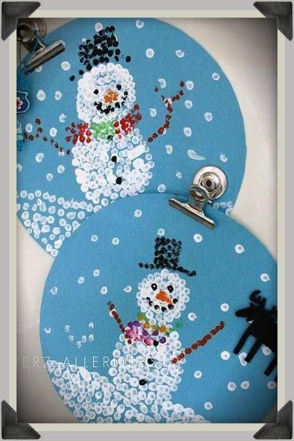 Soy preescolar ideas para diciembre qu opinas de for Manualidades para diciembre