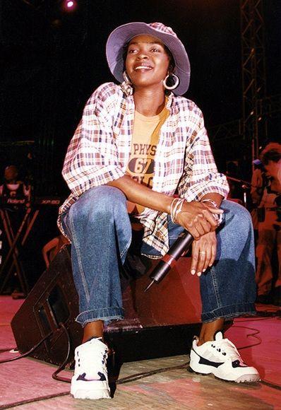 MAIN Lauryn Hill in concert in Port au Prince, Haiti
