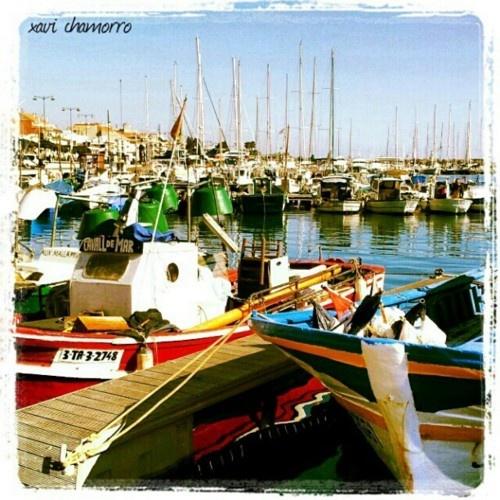 Barques a Cambrils © xavi chamorro