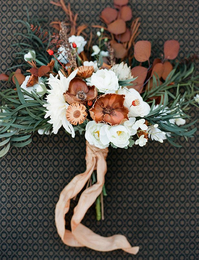 Bohemian Black Tie Wedding Inspiration from the Clayton Austin Workshop | Green Wedding Shoes:
