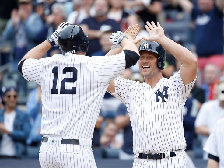 The Yankees have made two major trades and are now positioned to make a run at the American League pennant