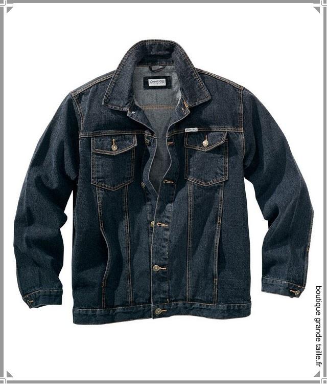 7 best veste grande taille homme images on pinterest. Black Bedroom Furniture Sets. Home Design Ideas
