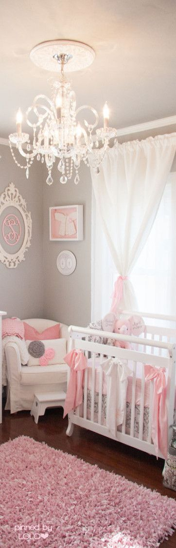 Pink Nursery | LOLO❤︎                                                                                                                                                                                 More