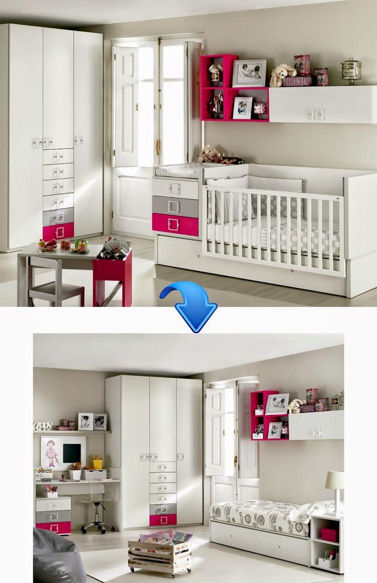 Mejores 10 imágenes de camacuna en Pinterest | Habitación infantil ...
