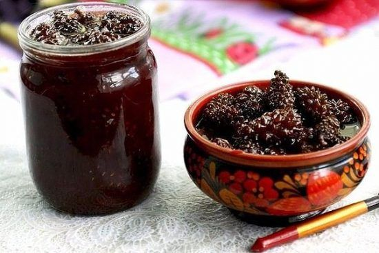 Варенье из сосновых шишек — сосновый мед.