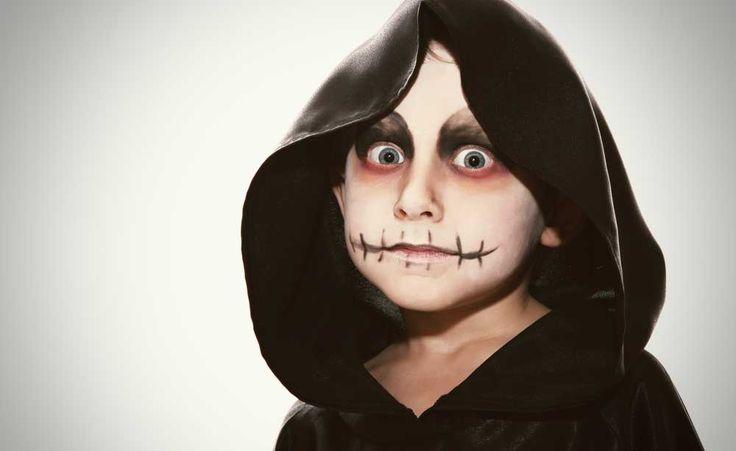 Halloween Easy Makeup Ideas DIY Tutorials For Kids