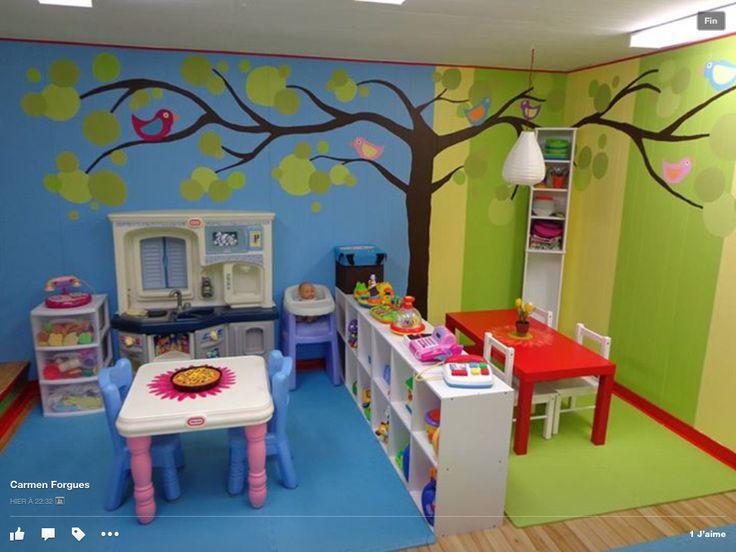 Garderie subventionee chez Fanfan Rue Buteau Laval Chomedey h7t2x4 a $7.30 par jour permis pour 6 enfants contact : fanfan2010@live.ca ou 450 681 9060 demandez Francine .