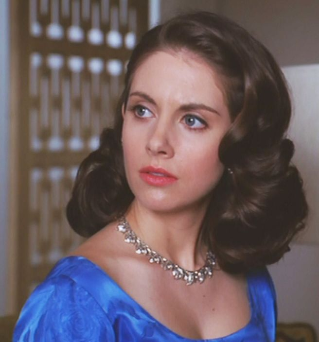My screenshot of Mad Men's Trudy Campbell (Alison Brie).  Rawr!  Season 5 is upon us!!