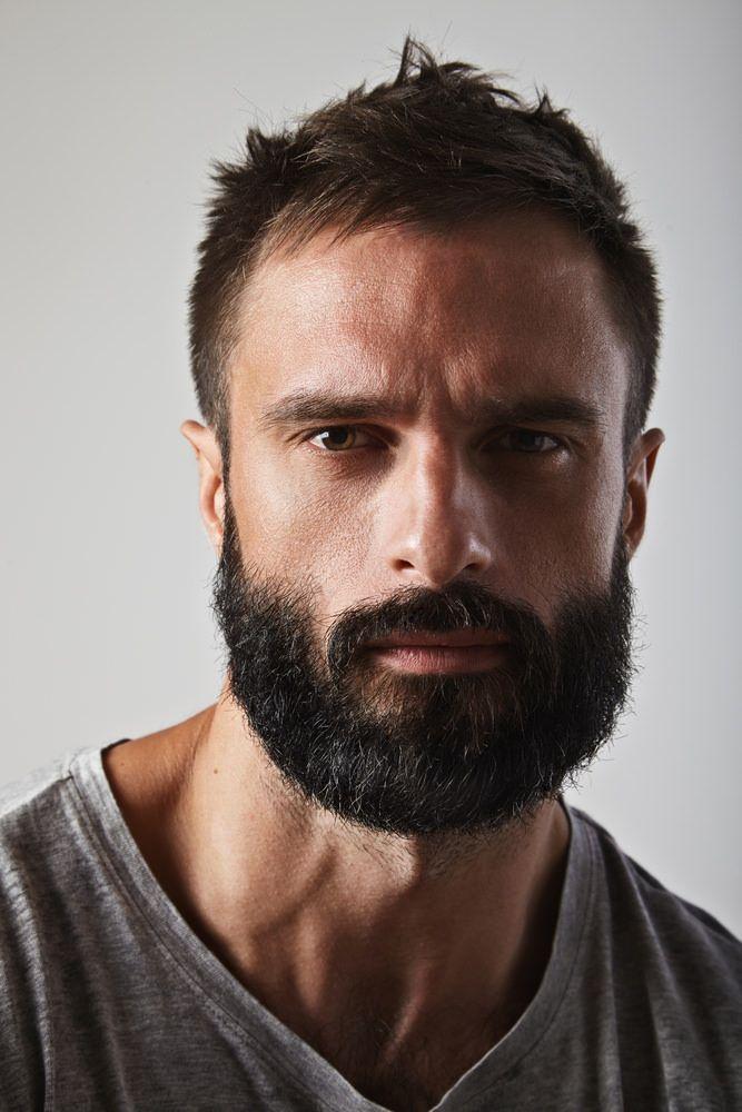 Excellent 1000 Ideas About Short Hair With Beard On Pinterest Short Short Hairstyles Gunalazisus