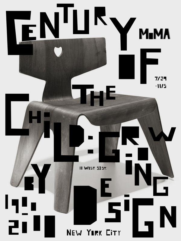 Rachel Ake, MoMA Exhibition Poster Series, 2013
