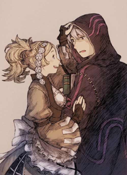 Lissa and Robin