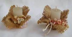 Resultado de imagen para souvenirs de comunion de arpillera