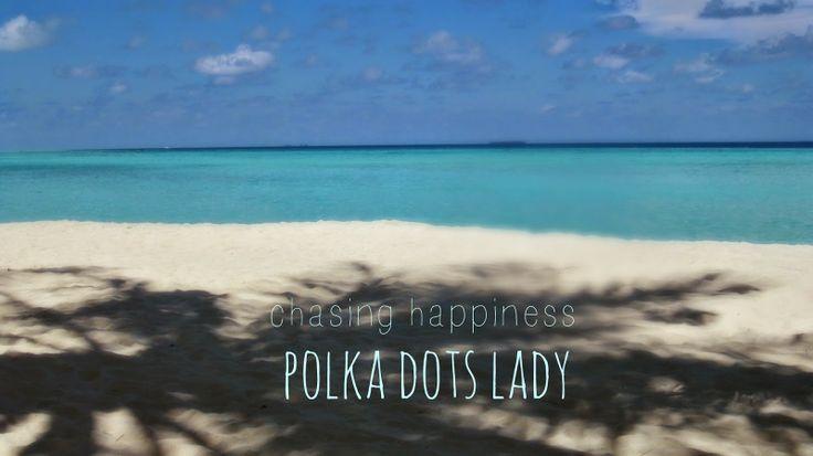 polka dots lady