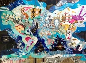 Mapa Mundi, de Alexandre Assaly