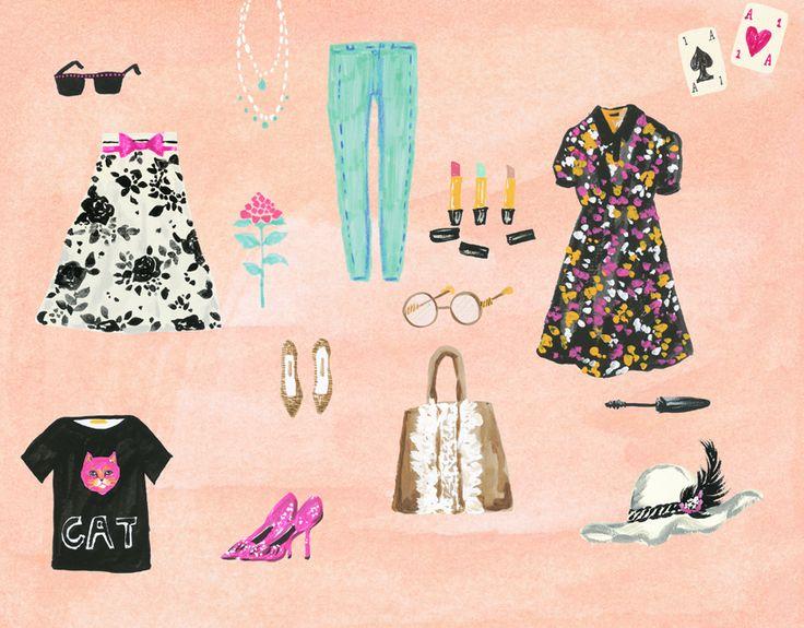#広告 #花 #flower #デザイン #お洒落 #可愛い  #illustration #kanakobayashi #art #illust #パッケージ #pattern #柄 #模様 #秋 #シック #靴 #shoes #fashion