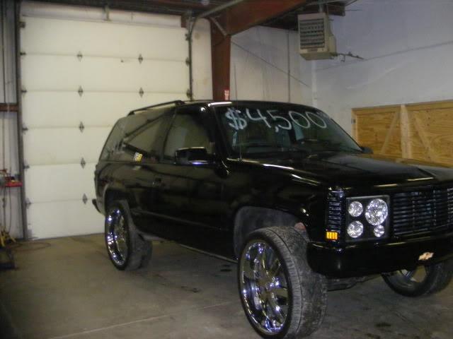 *** 94 Chevy 2 door Tahoe on 26\u0027s L@@K ***   yukon   Pinterest   Chevy Lowrider and Cars & 94 Chevy 2 door Tahoe on 26\u0027s L@@K ***   yukon   Pinterest   Chevy ... Pezcame.Com