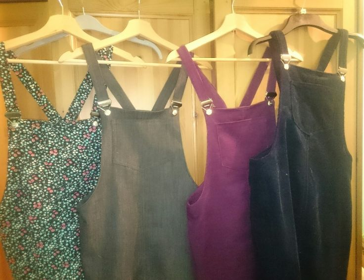 Tilly and the Buttons Cleo dresses x 4