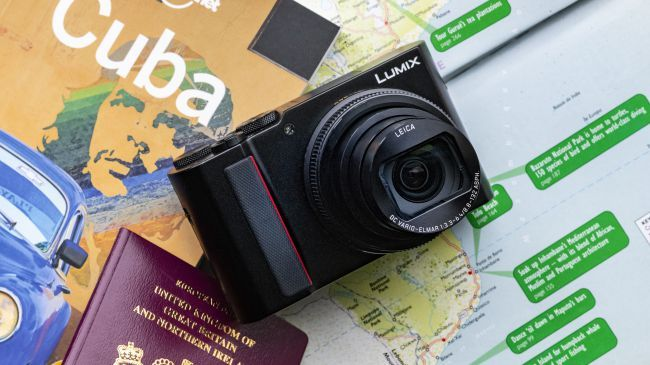 The Perfect Travel Camera Small Versatile And With A Decent Zoom Type Travel Compact Sensor 1 Inch Travel Camera Best Waterproof Camera Panasonic Lumix