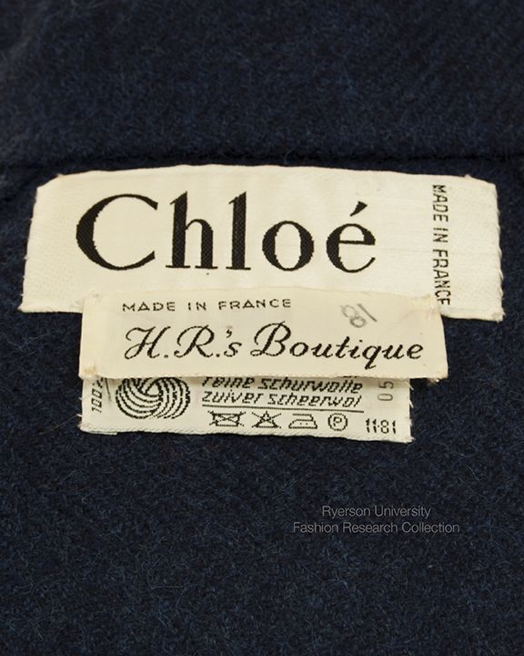 26 best images about labels ryerson fashion research for Boutique labels clothing