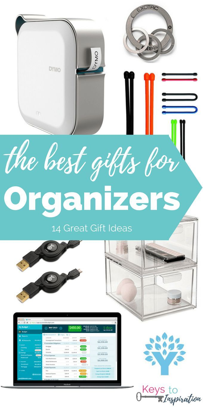 The Best Gifts For Organizers Christene Holder Home Best Gifts Organization Gifts Favorite Things Gift