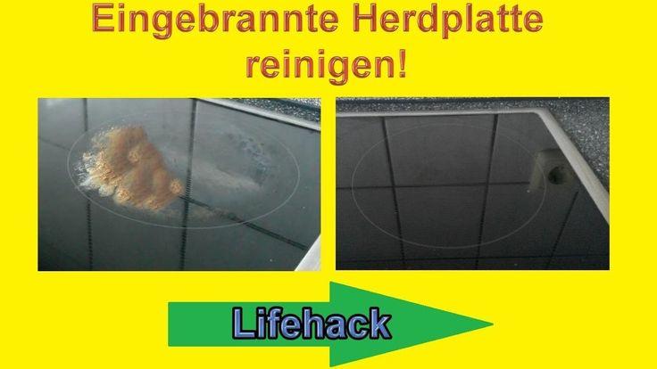 Eingebrannte Verschmutzung von Ceranfeld entfernen - Herdplatten reinige...Biraz salata sirkesi Limon suyu back pılver karıştırıp sür 30 dk bekle süngerle silip kurula.
