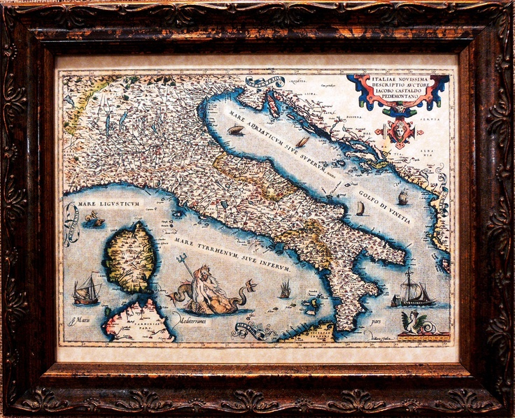 Best My Map Wall Images On Pinterest Vintage Maps Map Art - Parchment paper map of us