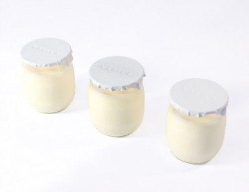 Resealable Glass Pot Set x 6
